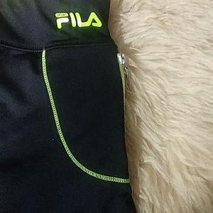 Fila Shorts - Fila Athletic skirts NWOT SZ L